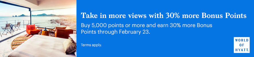 Take in more views with 30% more Bonus Points. Buy 5,000 points of more and earn 30% more Bonus Points through February 23. Terms apply.