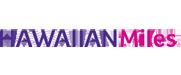 The Hawaiian Airlines Hawaiian Miless logo