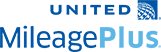 mileage plus logo